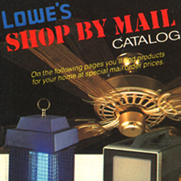 Direct Mail Catalog